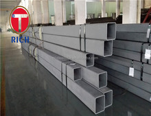 Cold drawn Square /Rectangle steel tube Building material