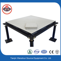 Anti Static Composite Raised Floor Installation