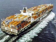 Ocean freight service to Central South America
