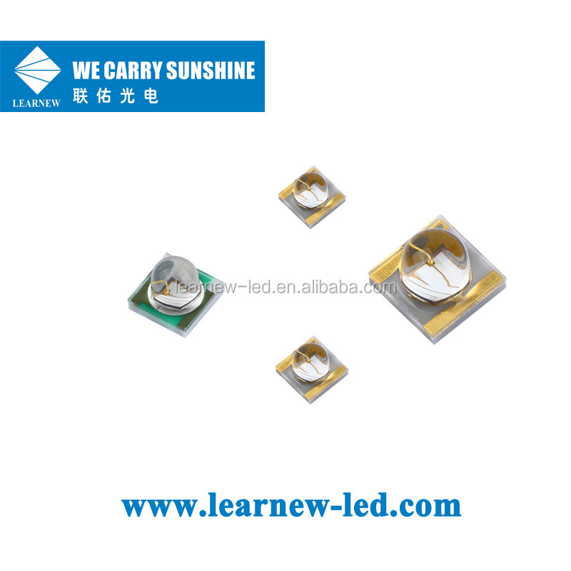 Special 450nm 3w COB led chip in 3535