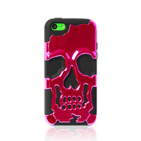 fancy silicon cell phone cover case for iphone 5s/5c