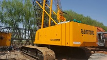 Japan Cheap Crawler Crane, 100 Tons Crawler Crane, Used LS238RH 100 Ton Crawler Crane For Sale