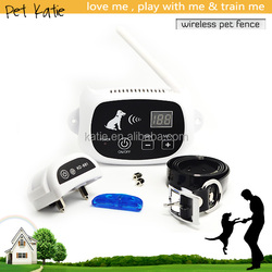 Advanced Pet Dog Containment Training Wireless Electric Fence