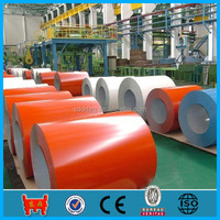 color coated galvanized steel coil roofing material