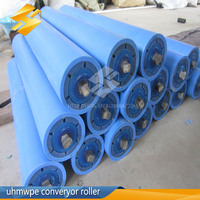 Hot selling uhmwpe tapered conveyor rollers with low price