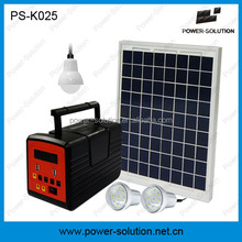 new arrival 10w led solar light systerm for family