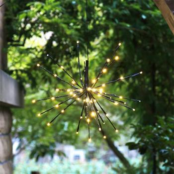 Top Sale Home Decoration Warm White Led Twig Starburst