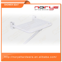 Fashion factory price bathroom shower with seat