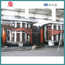 iron copper scrap metal electric melting furnace