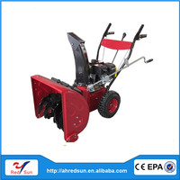Tractor 3 point hitch rato snow sweeper snow blower