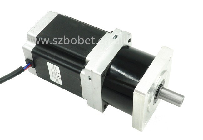110mm nema42 stepper motor with high precision planetary for High accuracy stepper motor