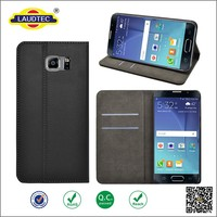 Flip case cover For Samsung Galaxy Note 5 , Leather Magnet Wallet Case for Samsung Galaxy Note 5 ------- Laudtec