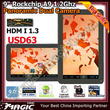 "7"" rockchip rk2928 a9 tablet pc 512mb ram 8gb rom hdm i"