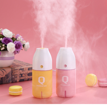Shenzhen cute easy clean persoal cool mist ultrasonic mini atomization usb humidifier