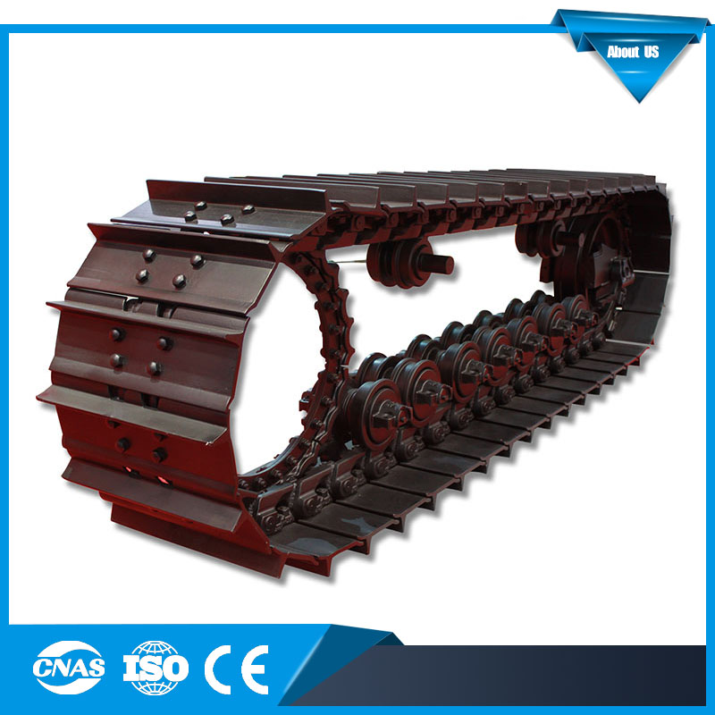 Undercarriage parts track shoe with bolts and nuts for PC100 - 5 PC100 - 6 PC120 - 5 PC120 - 6 excavator