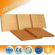 commercial building perforated acoustic panel