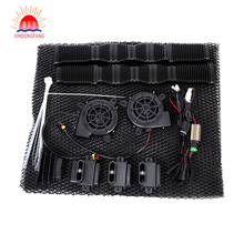 car cooling seat ventilation cushion with fan