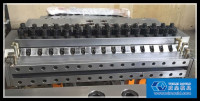 plastic extrusion mould plastic extrusion mould production line