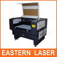 laser cutting engraving machine for leather wood craft ceramic tile