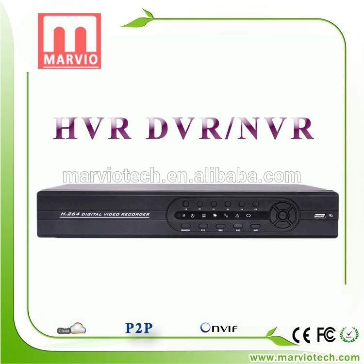 [Marvio HVR&DVR Series] h.264 network digital video recorder h 264 embedded dvr manual h.264 dvr firmware with high quality