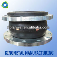 Single Sphere Flexible Rubber Expansion Joint without flange