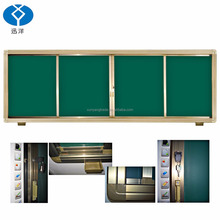 High quality customized standard size magnetic dry erase writing white board wall mounted whiteboard