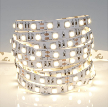 Smd 5050 60pcs 12v home decor cupboard led strip lights