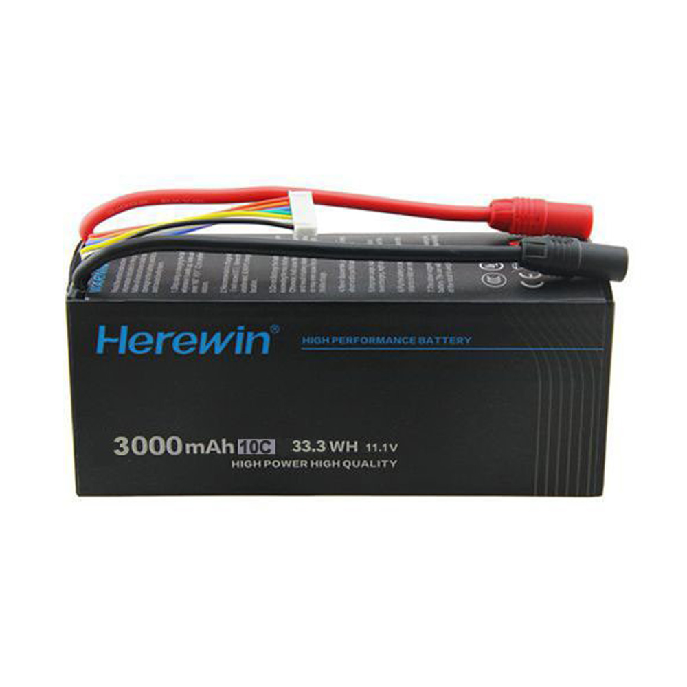 High discharge rate H3000.40 14.8V 3000mAh Rc Lipo Batteries For Rc UAV/Aircraft With High Quality