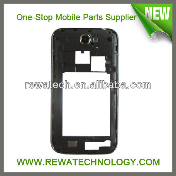 High Quality Middle Frame For Samsung Note II I317 Middle Plate Replacement