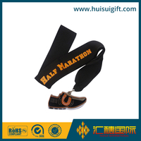 High quality custom design shose shape olympic metal medal with ribbon
