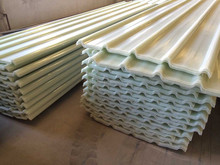 Building roof material GRP fiberglass sheet FRP panel