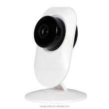 two-way audio motion detection portable wireless ip camera,720p indoor mini home security cctv camera support micro sd card