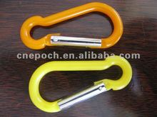 Aluminum Carabiner,Snap on hook Carbine hook,climb Hook