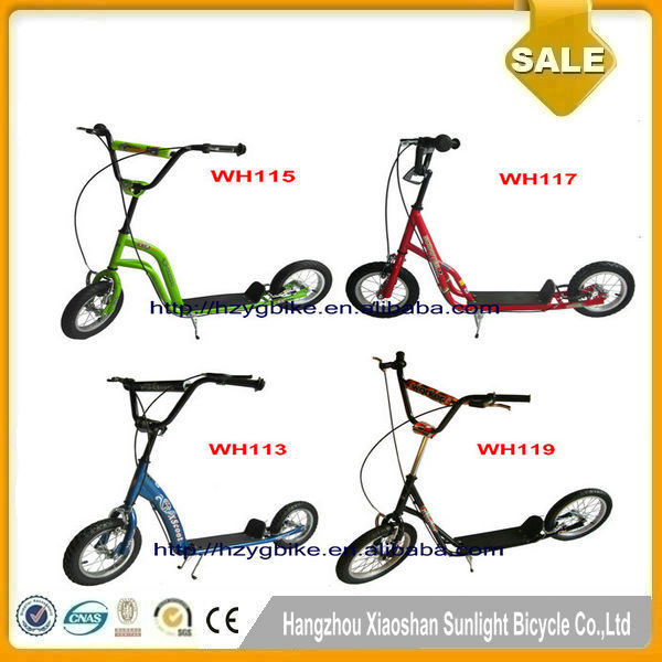 High quality Big Wheel Pro Adult kick scooter For Sale