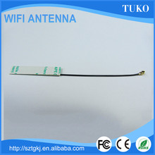 pc 2.4g wifi pcb internal antenna with IPEX connector