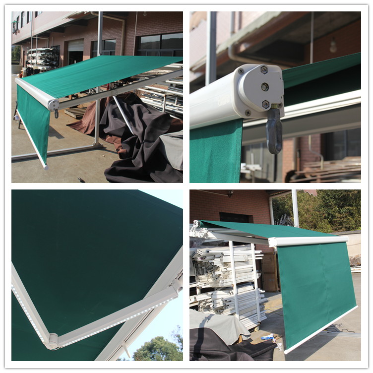 light balcony awning