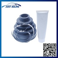 Quality primacy rubber cv joint boot 0215-D40