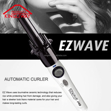 Hottest selling private label hair tools hair curler for long waves with clip