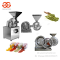 China Best Prices Electric Dry Spice Salt Pepper Grinder Maize Grinding Mill cereal Soybean Wheat Flour Coconut Grinding Machine