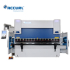 AccurL High precision WC67K 300T/6000 cnc hydraulic sheet bending machine press brake machine