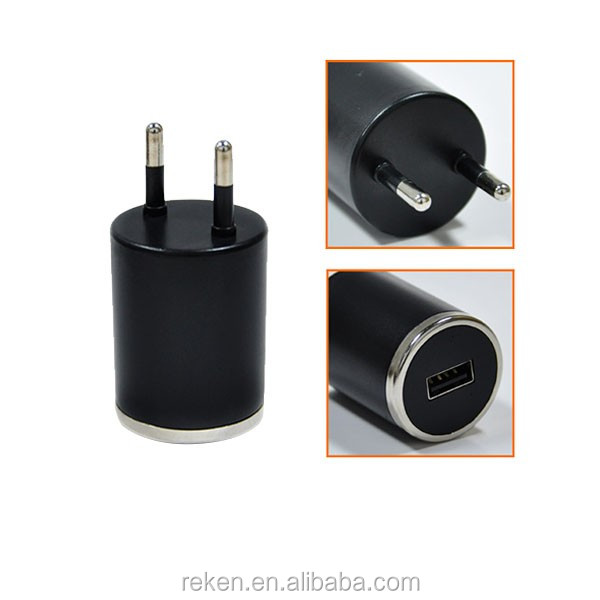 Multi-Nation cell phone charger adapter USB port universal travel adaptor