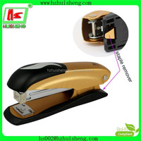 High quality wholesale stationery sheet metal stapler for office