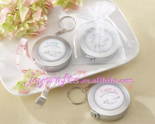 Its Tea Time Teapot Tape Measure Wedding Gift