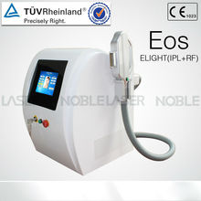 Elight (IPL+RF)machine beauty equipment hair removal 2013 950nm painless shr laser beauty machine