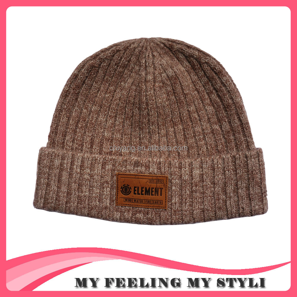 Supply high quality custom beanie with best services