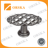 New excellent English style zinc furniture handle