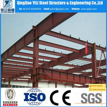 pre engineered prefabricated high rise steel building made in China