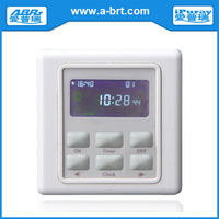 Home Appliances Electronic Automatic Switch with Daily Multiple Period Settings