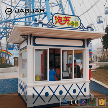New design shopping mall retail indoor / outdoor coffee kiosk cart