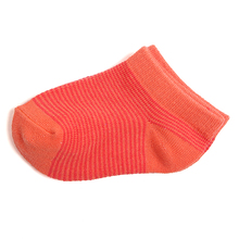 100% Cotton Orange Baby Socks